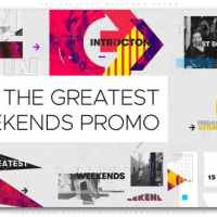VIDEOHIVE THE GREATEST WEEKENDS PROMO