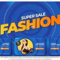 VIDEOHIVE SUPER FASHION SALE SLIDESHOW