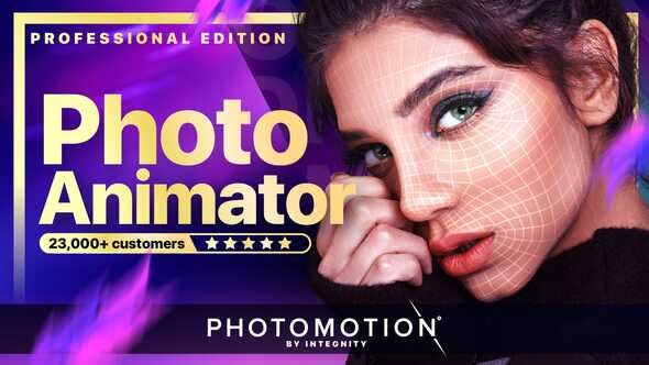 Photomotion 3d Photo Animation Toolkit 5 In 1 Free After Effects Templates Official Site Videohive Projects