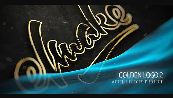 VIDEOHIVE GOLD LOGO
