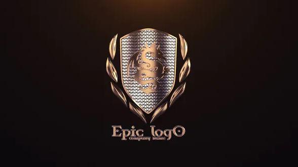 VIDEOHIVE EPIC LOGO