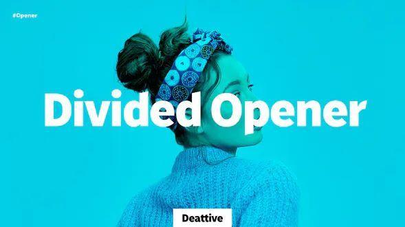Divided Opener