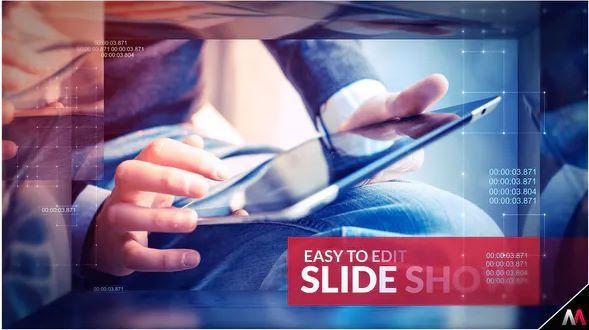 Technology Promo Slideshow