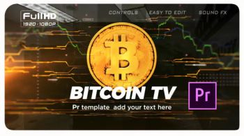 Bitcoin Trading Opener Premiere Pro