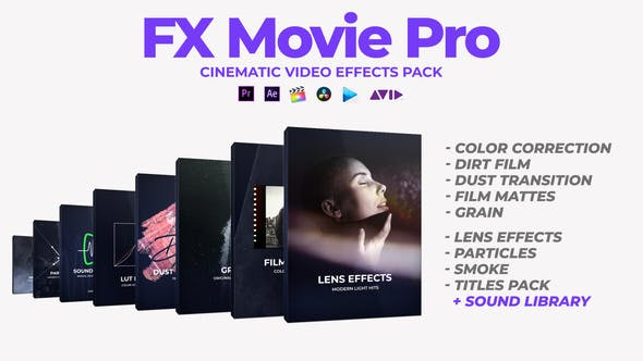 FX Movie Pro Pack