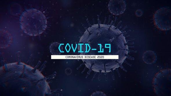 Coronavirus COVID19 Slideshow