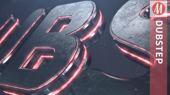 ELEMENT 3D LOGO REVEAL