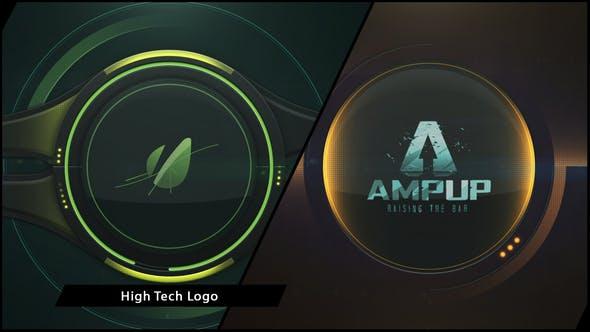 Hi-Tech Logo II Clean