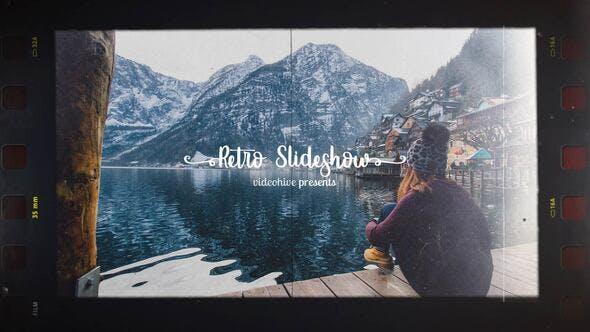 Retro Slideshow