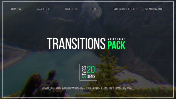 Transitions Pack V.1