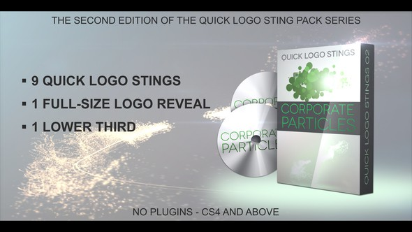 QUICK LOGO STING PACK