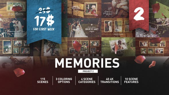 Wedding Memories Slideshow