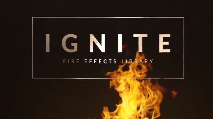 Ignite 500+ Fire & Flame Effects