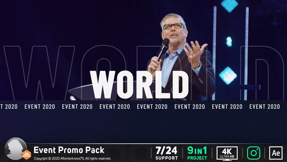 Event Promo Pack