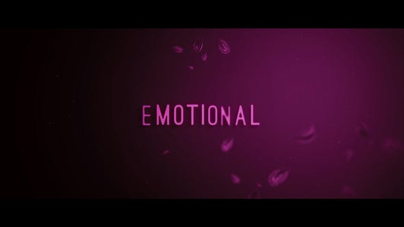Silence – Emotional Intro Premiere Pro