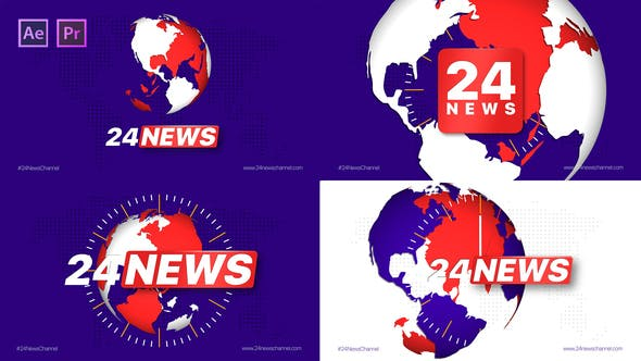 Broadcast 24 News Channel