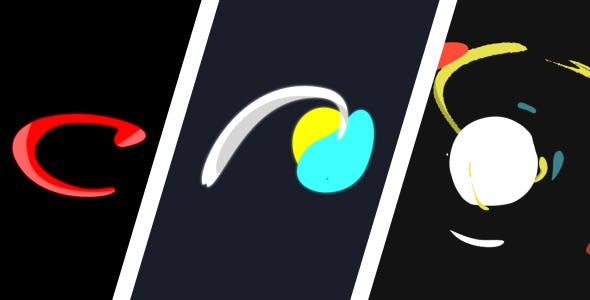 Liquid Motion Logo Reveal Pack