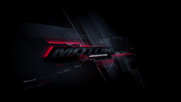 Motor Sport – Triler