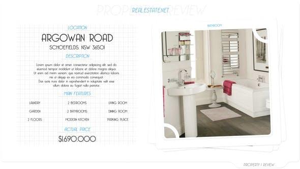 Real Estate Minimal Folder
