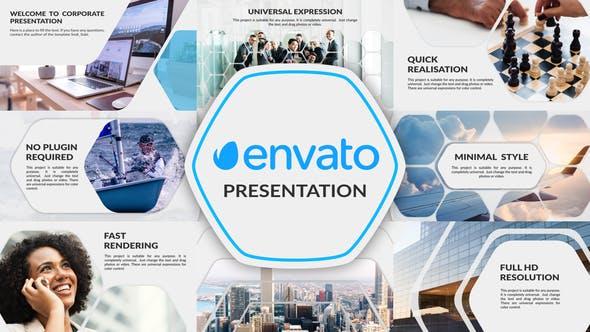 Clean Presentation Pack