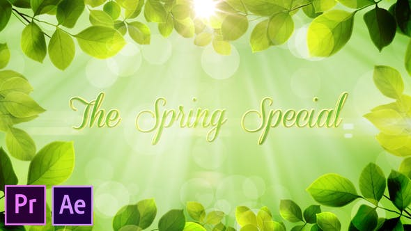 The Spring Special Promo Pack Premiere Pr