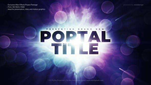 Portal Cinematic Trailer