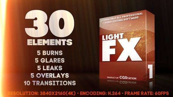 Lightfx 1 – Bundle Of Epic Lighting Effects (4k)
