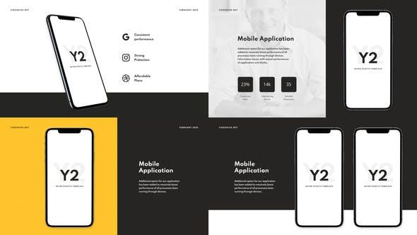 Y2 App Promo