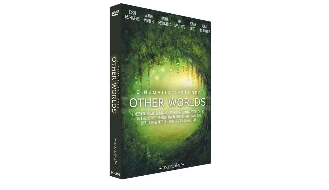 Cinematic Textures - Zero-G - Other Worlds