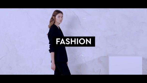 Fashion Intro Premiere Pro