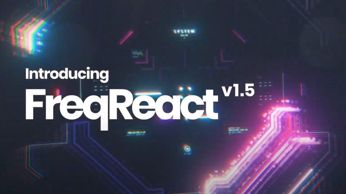 FreqReact v1.5