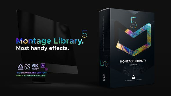 Montage Library - Most Useful Effects