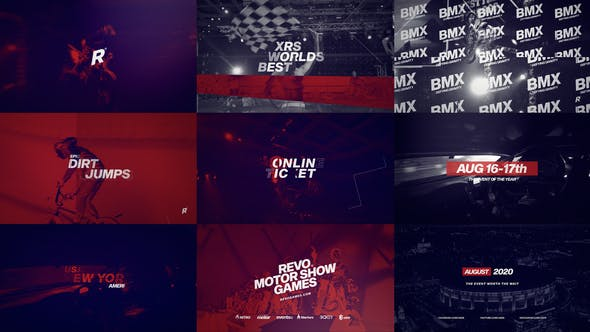 Revolution Sport Promo