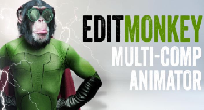 Aescripts EditMonkey V1.03