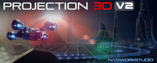Aescripts Projection 3D V2.01