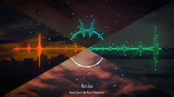 Audio Spectrum Music Visualizer