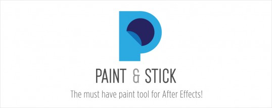 Aescripts Paint & Stick v2.1.2a