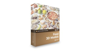 Cgaxis – Food 3d Models For Unity Collection