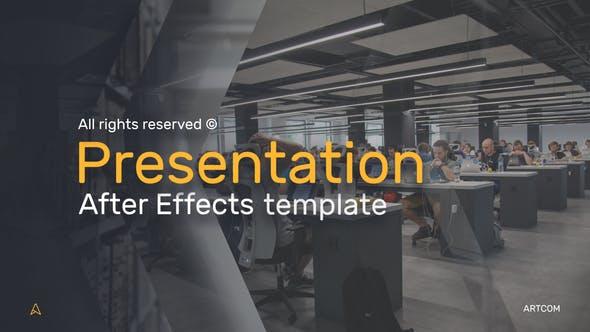 Business Presentation Company Presentation