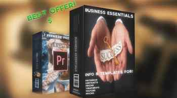 Media Monopoly – Creator Gold Preset Bundle (Premiere Effects & Luts)