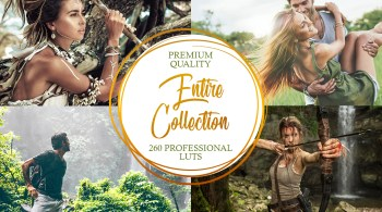 Fixthephoto – LUTs – Entire Collection – All products