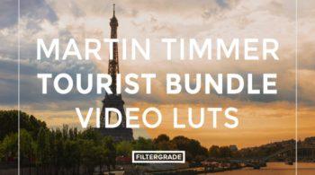 Martin Timmer Tourist Bundle Video LUTs
