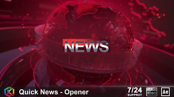 Quick News – Opener