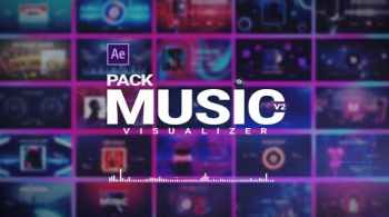 Music Visualizer Pack