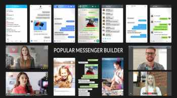 Popular Messenger Builder