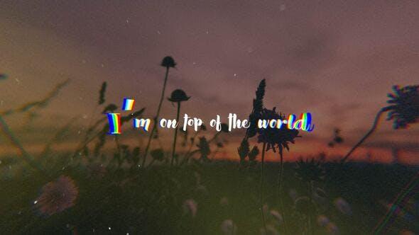 Lyric Music Video