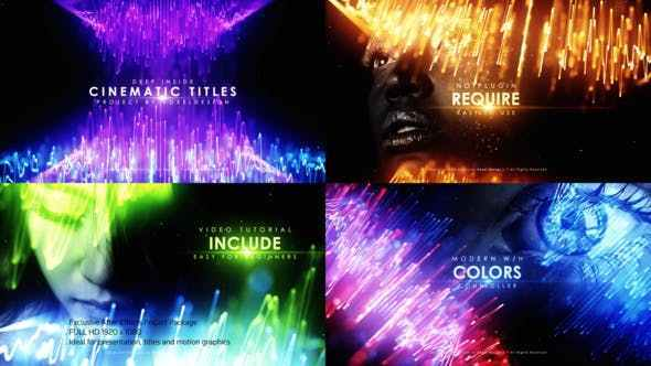 Deep Inside Cinematic Titles