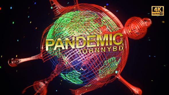 Pandemic – Virus taking over the world opener