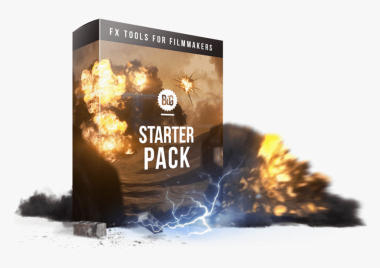 VfxCentral - Big Vfx Starter Pack - Blockbuster FX pack