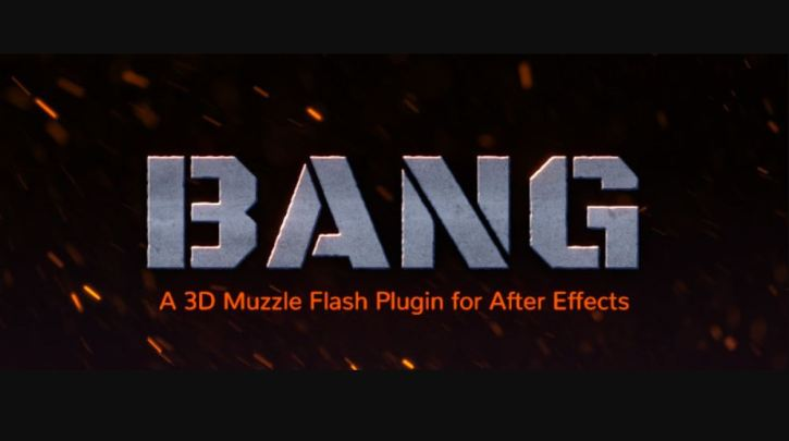 Aescripts Bang for After Effects